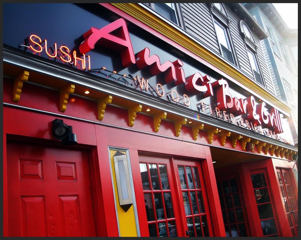 Amici Bar & Grill / 242 Atwells Ave / Providence, RI, 02903 / (401)-490-0409 ...