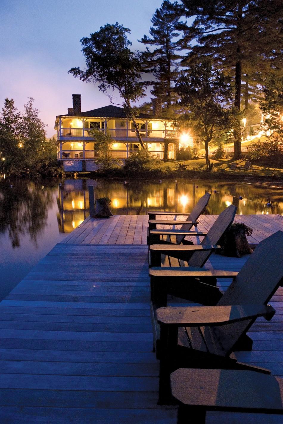 Mirror Lake Inn Restaurant Lake Placid Ny