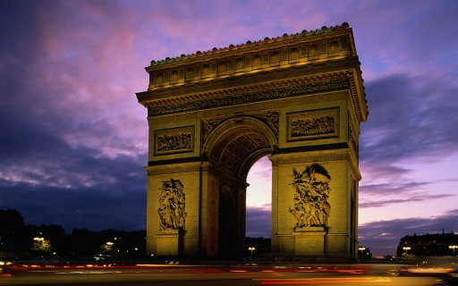 arc-de-triomphe-at-dusk-paris-france_1680x1050_74032