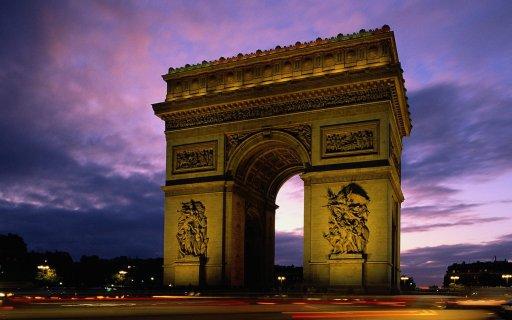 arc-de-triomphe-at-dusk-paris-france_1680x1050_74032