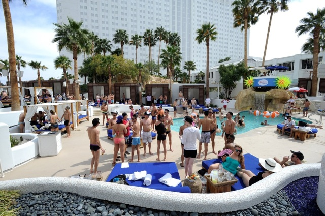Grand Opening Of Xposed!, The First Saturday LGBTQ Beach Club Party At The New Tropicana Las Vegas