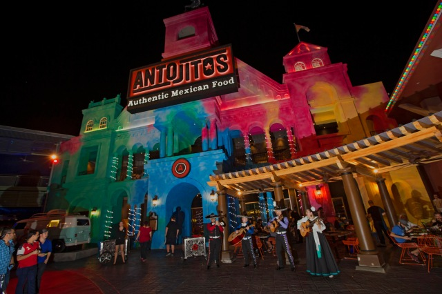 Antojitos at CityWalk 2
