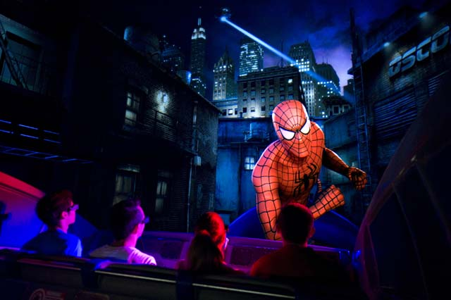 Stunning Enhancements to The Amazing Adventures of Spider-Man 1 - LR