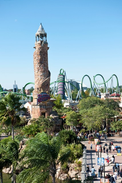 There are many ways to enjoy your Orlando vacation Ð but there is only one Universal Orlando Resort.