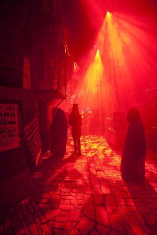 Halloween Horror Nights 19 Scare Zone