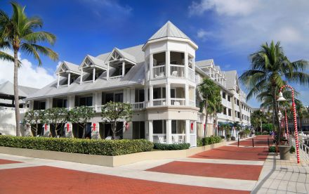 50841891 - key west promenade, florida, usa